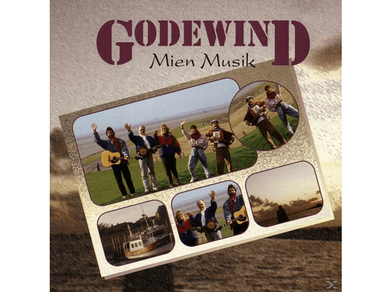 Godewind - Mien Musik [CD]