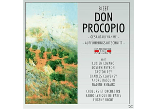 Choeurs Et Orch.Radio Lyrique De Paris - Don Procopio (Ga)  - (CD)