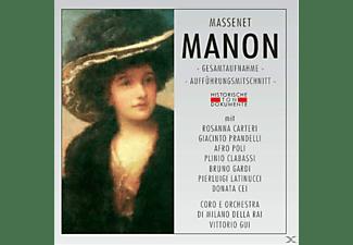 Coro E Orch.Di Milano Della Ra - Manon  - (CD)