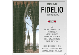 ORCH.D.BLOSHOI THEATERS - Fidelio (Ga)  - (CD)