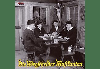 Wegscheider Musikanten - Zithermusik Instrumental  - (CD)