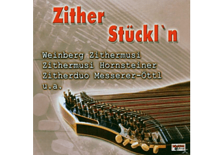 Boarische Almmusi - Zither Stückl'n  - (CD)