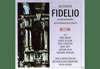 ORCH.D.WESTDT.RUNDFUNKS - Fidelio (Ga)  - (CD)