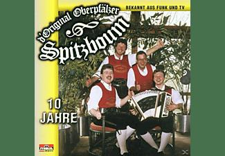 Oberfpälzer Spitzboum - 10 Jahre  - (CD)