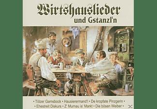 VARIOUS - Wirtshauslieder Und Gstanzl'n  - (CD)