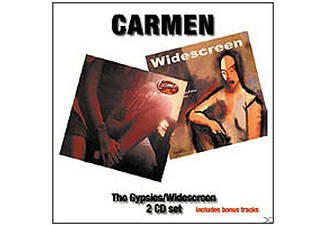 Carmen - The Gypsies / Widescreen  - (CD)