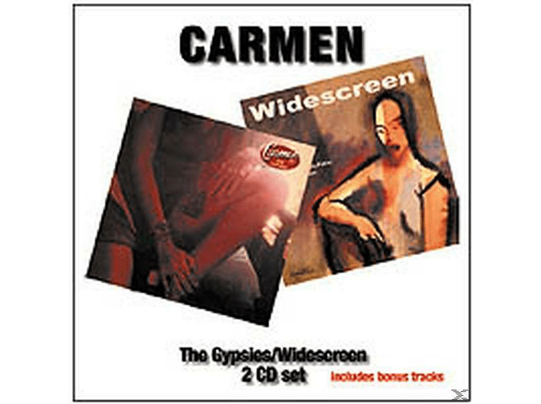 Carmen - The Gypsies / Widescreen [CD]