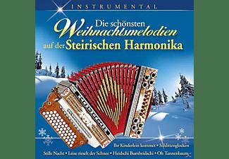 Hias Kirchgasser - Die schönsten Weihnachtsmelodien  - (CD)