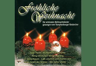 Nymphenburger Kinderchor - Fröhliche Weihnacht  - (CD)