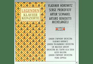 Schnabel - Legenden-Horowitz/Schnabel  - (CD)