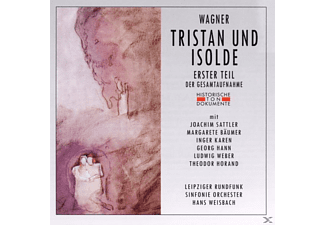 Leipziger Rundfunk Sinf.Orch. - Tristan Und Isolde (Teil 1)  - (CD)