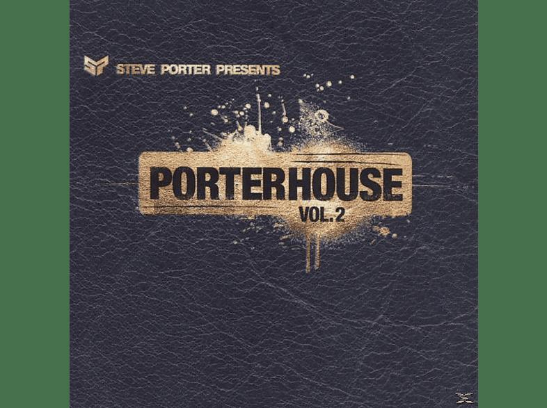 various/mixed by steve porter - porterhouse vol.2 [CD]
