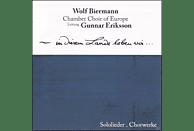 Gunnar Eriksson, Chamber Choir Of Europe, Biermann Wolf - In Diesem Lande Leben Wir [CD]