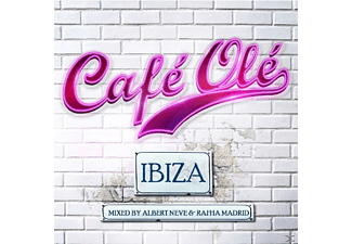 VARIOUS - Cafe Ole - (CD)