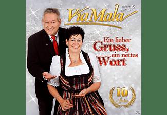 Romy & Lothar Duo Via Mala, Romy & Lothar Via Mala - Ein lieber Gruss,ein nettes Wort,10 Jahre  - (CD)