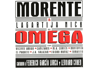 Enrique Morente - Omega  - (CD)