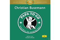 Steven Gätjen - PAPA TO GO-SCHNELLKURS - (MP3-CD)