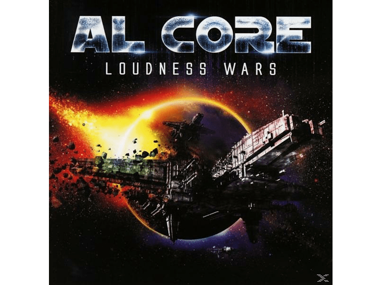Al Core (micropoint) - Loudness Wars [CD]