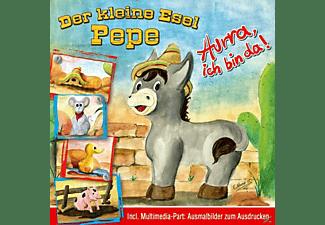 Der Kleine Esel Pepe - Hurra, ich bin da!   - (CD)