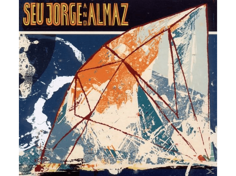Seu & Almaz Jorge - Seu Jorge And Almaz [CD]
