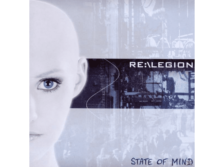 Re:\legion - State of mind [CD]