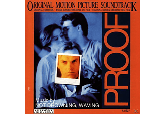Waving Not Drowning - Proof  - (CD)