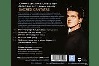 Jaroussky, Freiburger Barockorchester - Sacred Cantatas [CD]