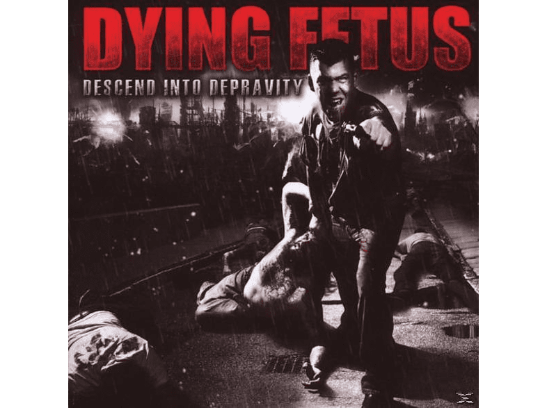 Dying Fetus - Descend Into Depravity [CD]
