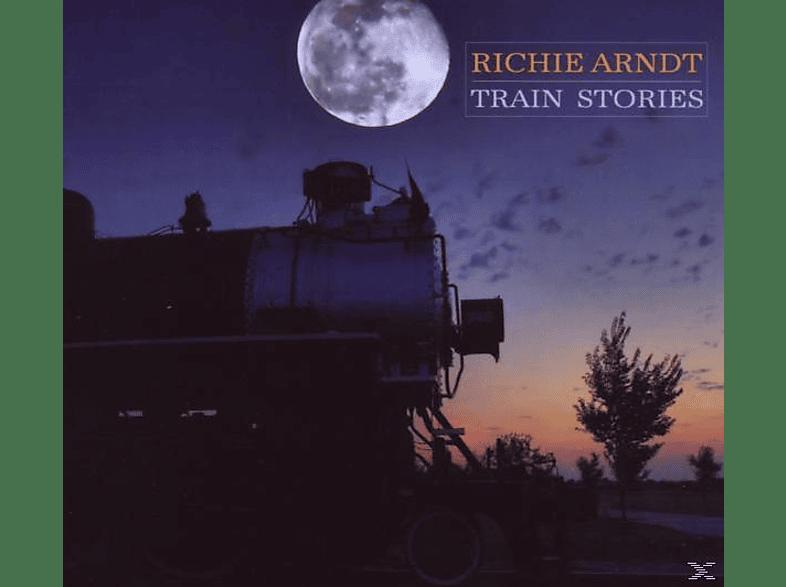 Richie Arndt - Train Stories [CD]