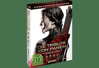 Die Tribute von Panem (Complete Collection) DVD