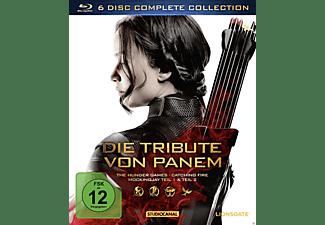Die Tribute von Panem (Complete Collection) Blu-ray