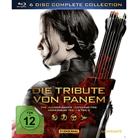 Die Tribute von Panem (Complete Collection) [Blu-ray]