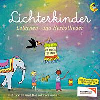 Lichterkinder - Laternen-und Herbstlieder - (CD)
