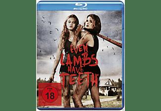 Even Lambs Have Teeth (Uncut) Blu-ray