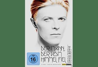 Der Mann der vom Himmel fiel (Digital Remastered) DVD