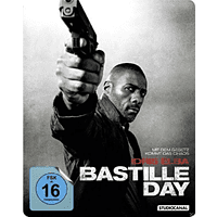 Bastille Day (Steelbook) Blu-ray