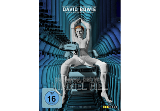 Der Mann der vom Himmel fiel (Ltd. Soundtracked.) DVD + CD