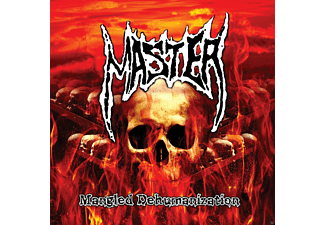 The Master - Mangled Dehumanization - (CD)