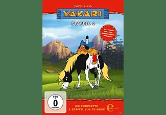 Yakari - Staffel 2 DVD