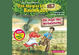 Das magische Baumhaus: Im Auge des Wirbelsturms  - (CD)