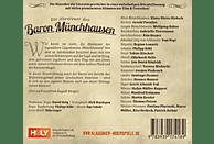 Klassiker Der Weltliteratur - Die Abenteuer Des Baron Münchhausen - (CD)