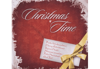 VARIOUS - Christmas Time - (CD)