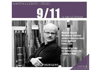 Martin Lücker - 9/11-In Memoriam - (CD)