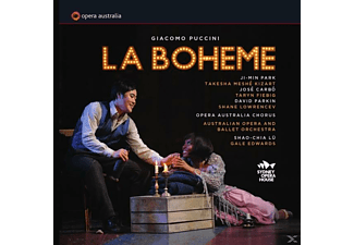 VARIOUS, Lu, Park, Kizart, Carbo, Lü/Park/Kizart/Carbo/+ - La Boheme - (CD)