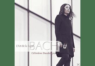 Célimène Daudet - Kunst der Fuge  - (CD)