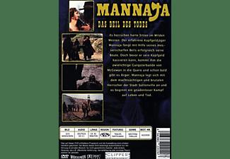 Mannaja - Das Beil des Todes DVD