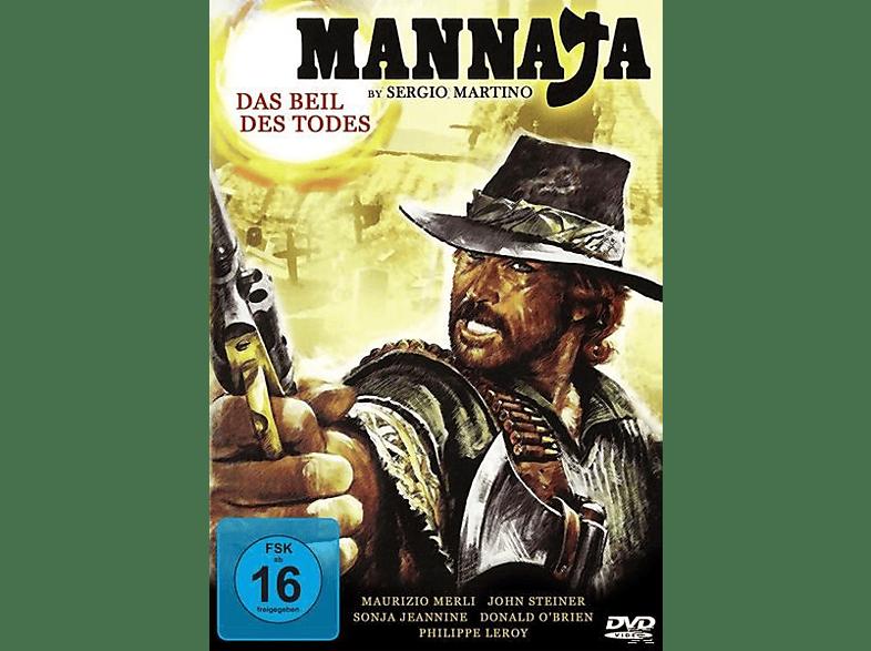 Mannaja - Das Beil des Todes [DVD]