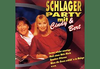 Bert - Schlagerparty Mit Cindy & Bert  - (CD)