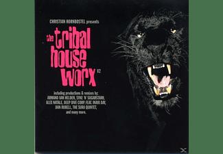 Christian Hornbostel - tribal house worx vol.2  - (CD)