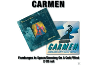 Carmen - Fandangos in Space/Dancing On A Cold Wind [CD]